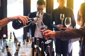 Wijndegustaties verzorgd door Vinos Rios